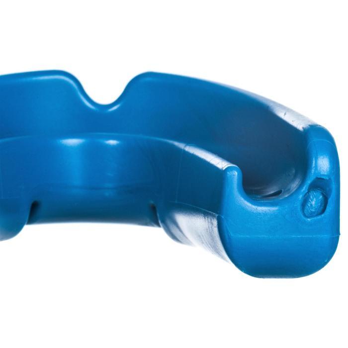 Protège dents rugby enfant 100 bleu