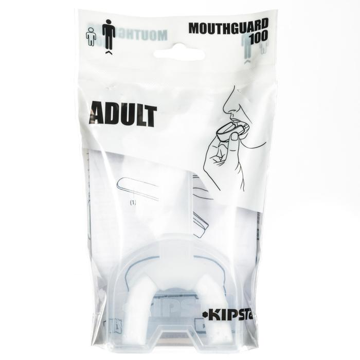 PROTÈGE DENTS RUGBY ADULTE 100 - 1498132