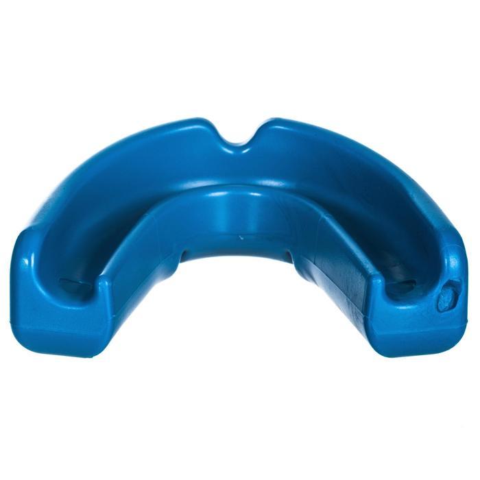 Protector dental de rugby júnior R100 azul