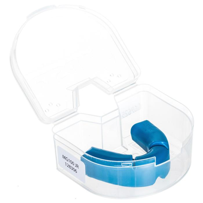 Protège-dents rugby enfant R100 bleu