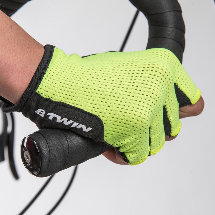Guantes ciclismo ROADR 500 AMARILLO