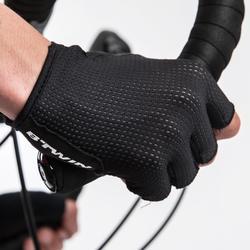 Fahrradhandschuhe Roadracing 500 schwarz