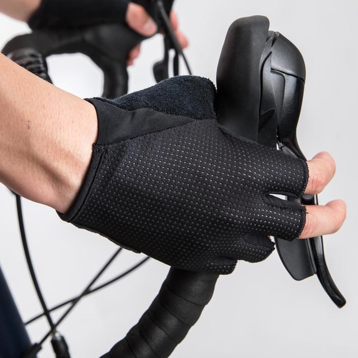 Fietshandschoenen Roadr 500 zwart