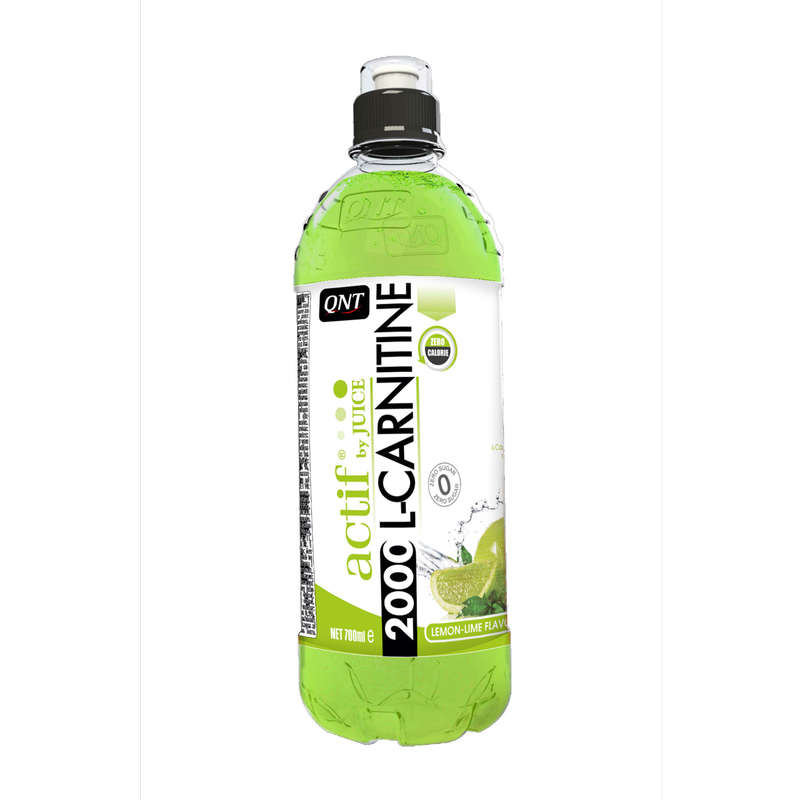 ПРОТЕИНЫ, БИОЛОГИЧ АКТИВ ДОБАВКИ Спортивное питание - Напиток L-CARNITINE Лимон/лайм QNT - Спортивное питание
