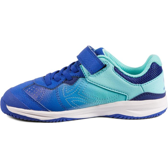 TS160 Kids' Tennis Shoes - Turquoise Blue