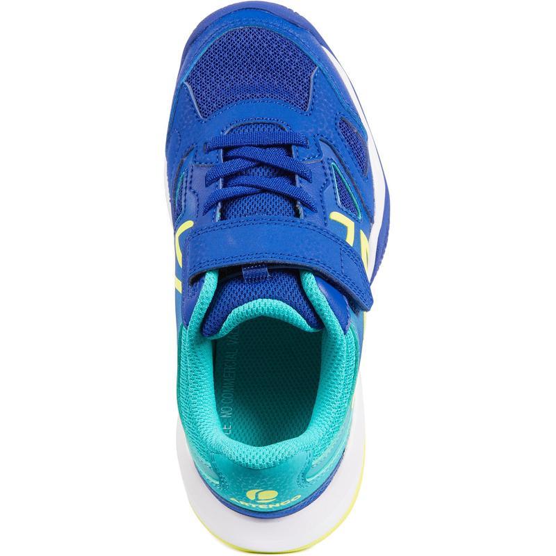 check out ae5c4 59149 Scarpe Junior - Scarpe tennis junior TS560 blu-turchese