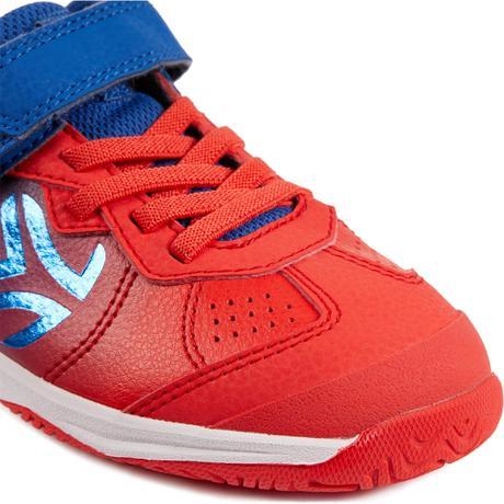 zapatillas j218nior tenis artengo ts160 azul rojo artengo 93ed60e44da4f