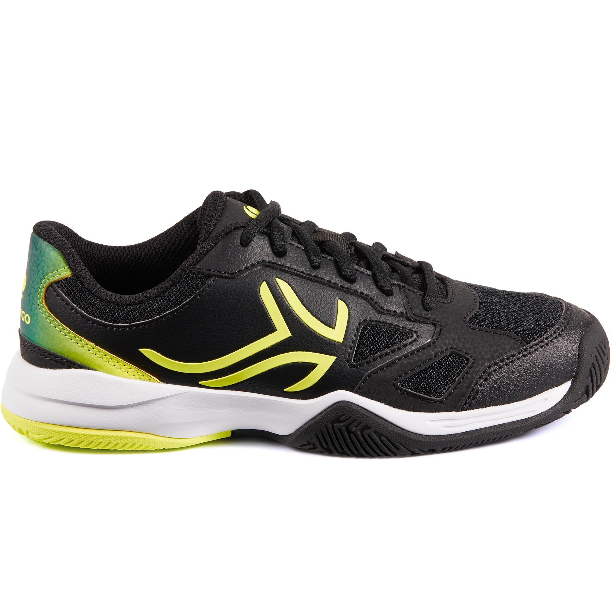 Artengo Tennisschoenen voor jongeren Artengo TS560 zwart/geel