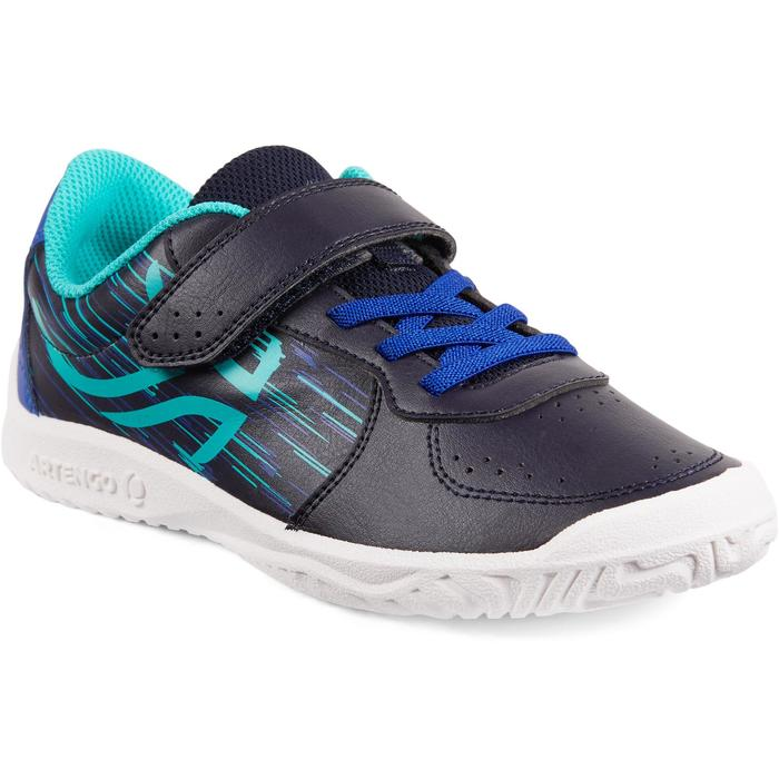 CHAUSSURES ENFANT TENNIS ARTENGO TS130 JR METEOR FLASH