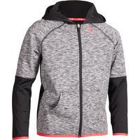500 Junior Thermal Jacket - Black/Pink