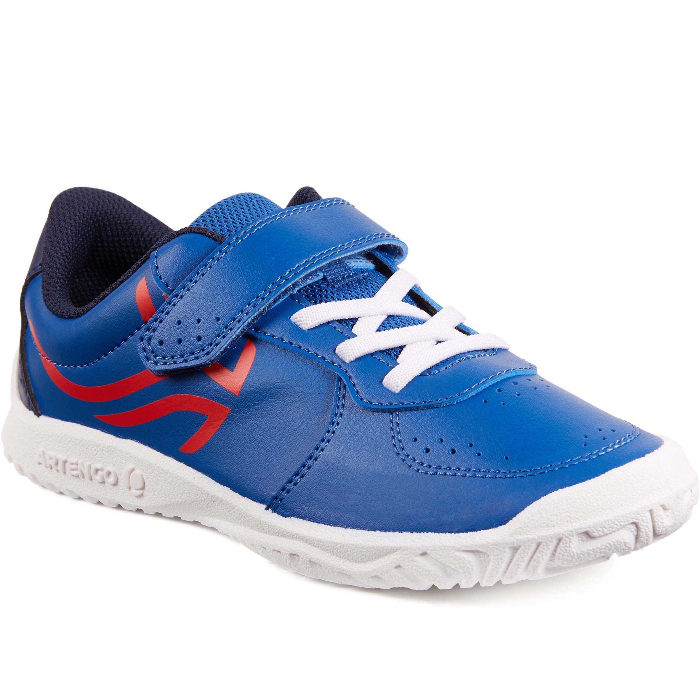 Artengo Tennisschoenen kinderen Artengo TS130 blauw/rood