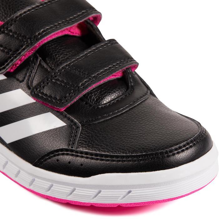 Tennisschuhe Altasport Turnschuhe Kinder schwarz/pink