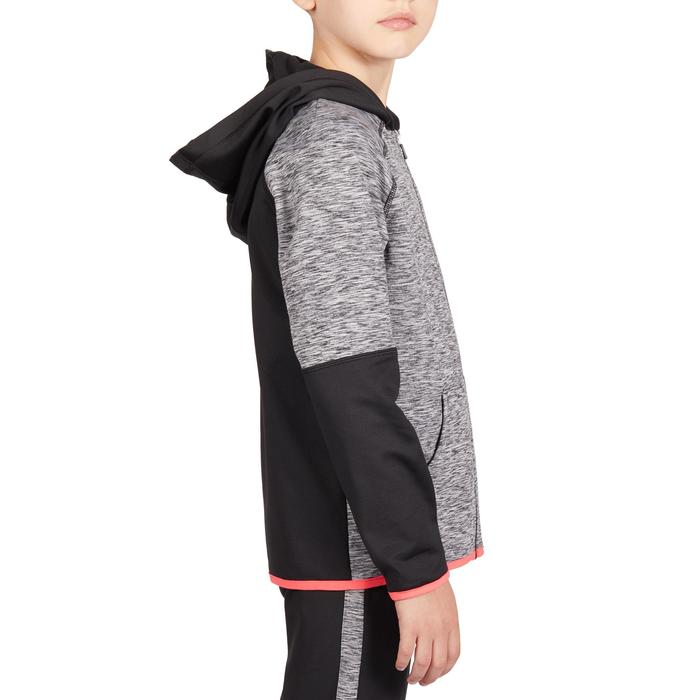 500 Junior Thermal Jacket - Black/Pink