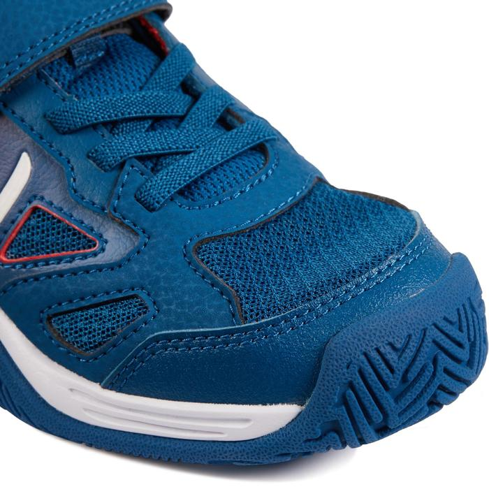 CHAUSSURES ENFANT TENNIS ARTENGO TS560 KD BLUE RED