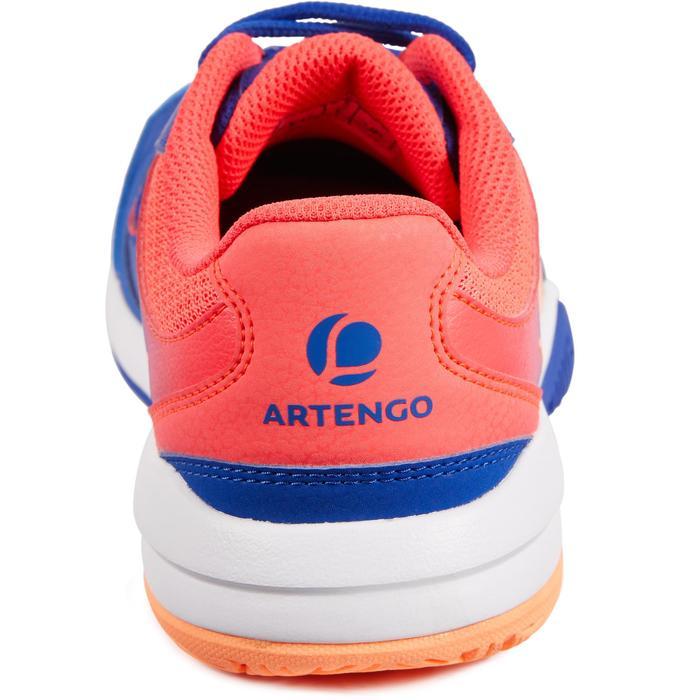 CHAUSSURES DE TENNIS ENFANT ARTENGO TS560 JR INDIGO PINK
