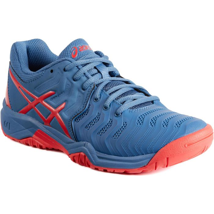 CHAUSSURES DE TENNIS ENFANT ASICS GEL RESOLUTION JR - 1498507