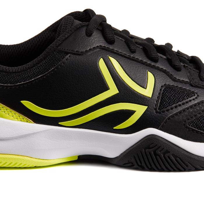 Tennisschoenen voor jongeren Artengo TS560 zwart/geel