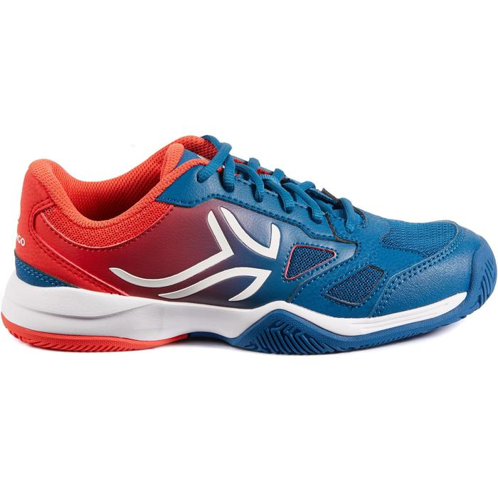 Tennisschoenen jongeren Artengo TS560 blauw/rood