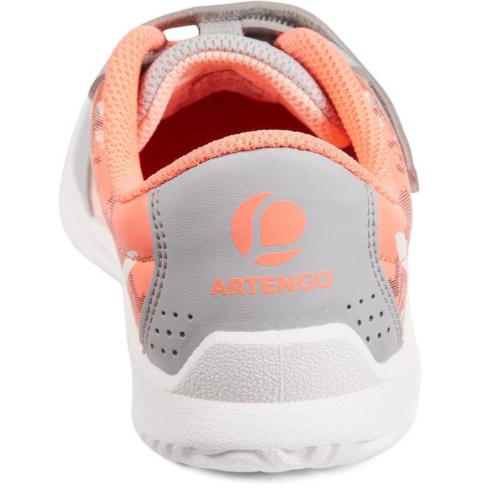 兒童款網球鞋TS130-迷彩女童款
