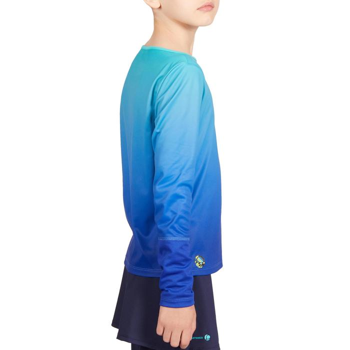 Thermisch T-shirt TH 500 voor meisjes
