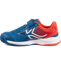 TS560 KD Kids' Tennis Shoes - Blue/Red