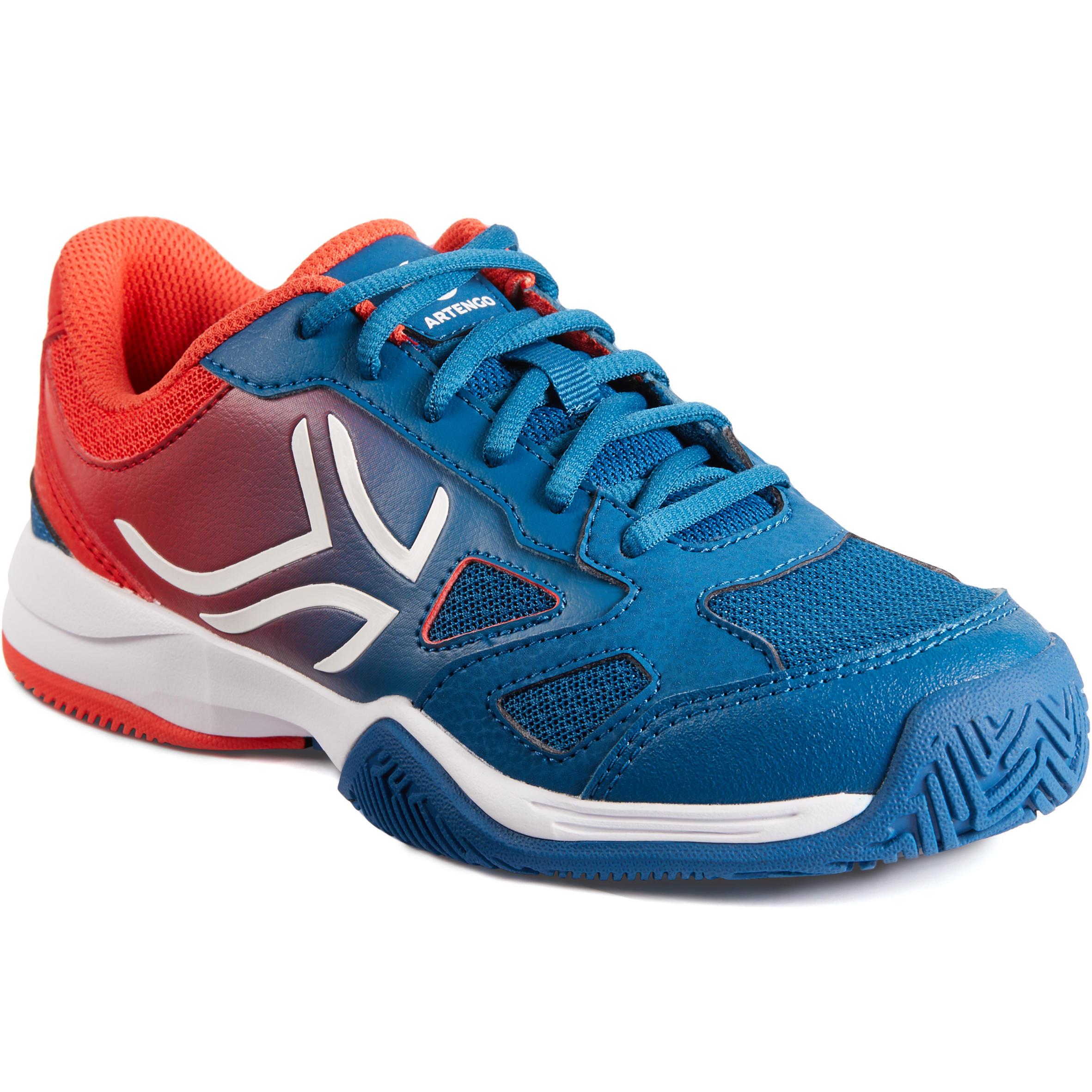 Artengo Tennisschoenen jongeren Artengo TS560 blauw/rood