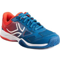 Tennisschoenen voor kinderen Artengo TS560 blauw/rood