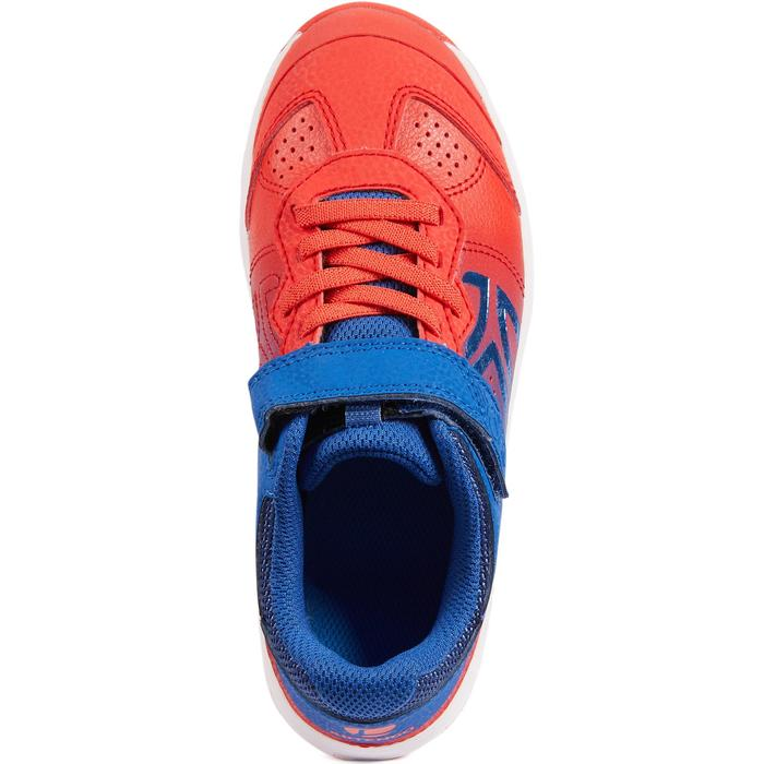 TS160 Kids' Tennis Shoes - Blue/Red