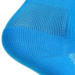Medias de rugby júnior R500 azul
