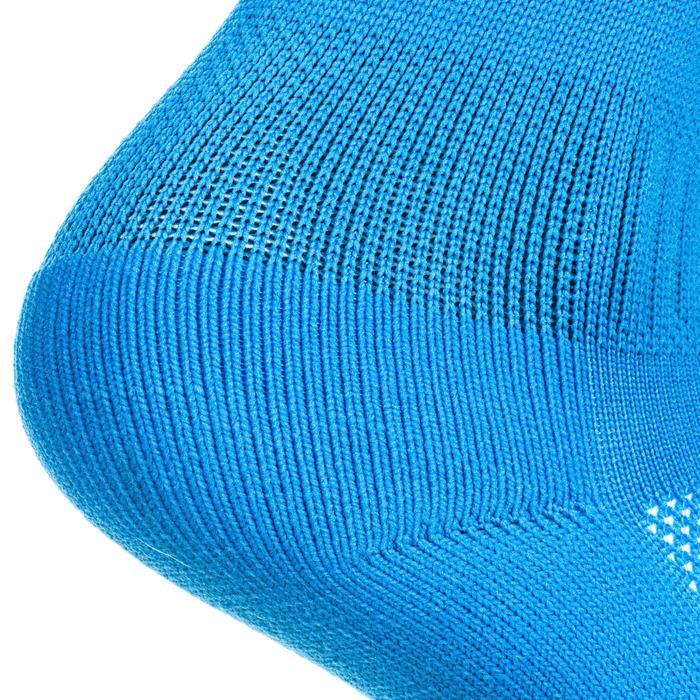 Stutzen Rugby Full H 500 Kinder blau