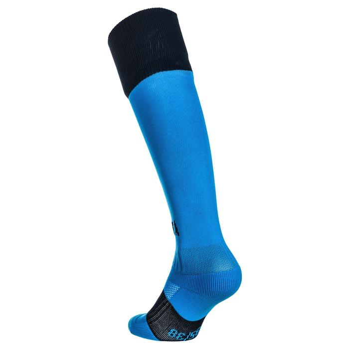 Chaussettes hautes rugby adulte Full H 500 bleu