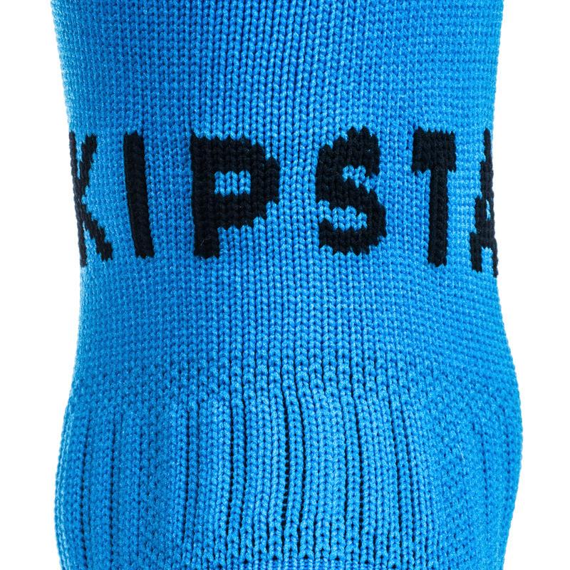 ถุงเท้ารักบี้ยาวระดับเข่าสำหรับเด็กรุ่น Full H 500 (สีฟ้า)