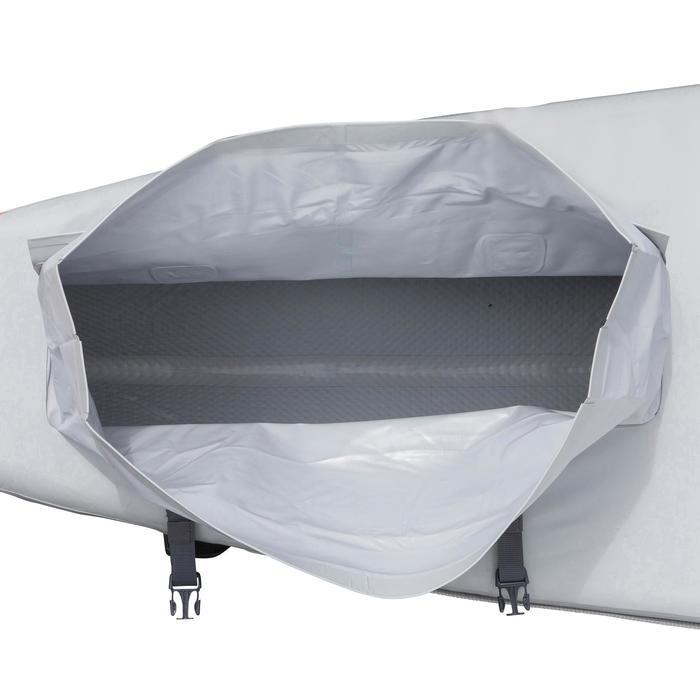 Kajak aufblasbar Dropstitch Hochdruck X500 1-Sitzer
