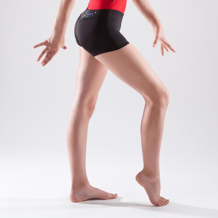 ac1e3d9581f Domyos Short voor damesturnen lovertjes | Decathlon
