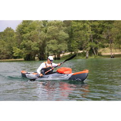 Strenfit X500 High-Pressure Drop Stitch Inflatable 1-Seat Kayak