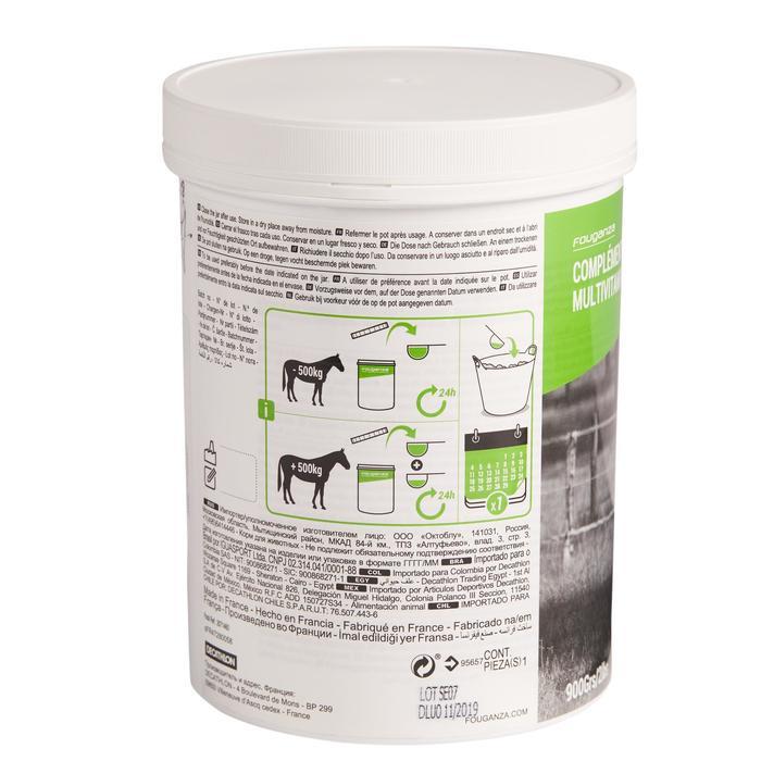 Complément alimentaire équitation cheval et poney MULTI VITAMINE - 900G - 1499165
