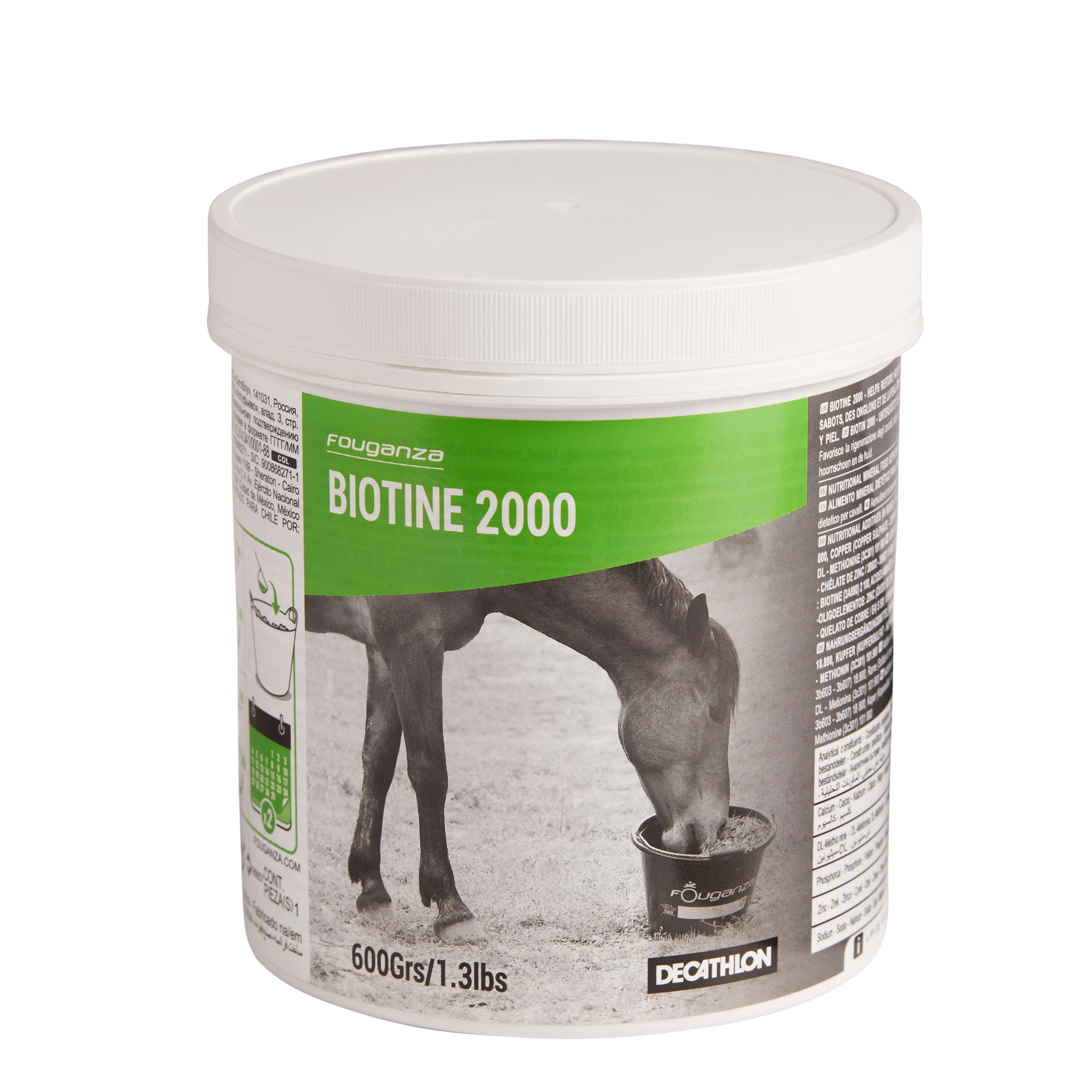 Biotine Dietary Supplement For Horse/Pony 600 g