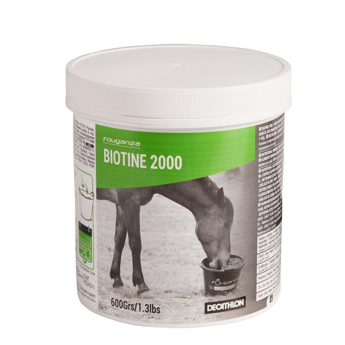 Complément alimentaire équitation cheval et poney BIOTINE - 600G - 1499171