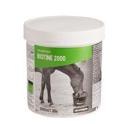 Voedingssupplement voor paarden en pony's Biotine - 600 g