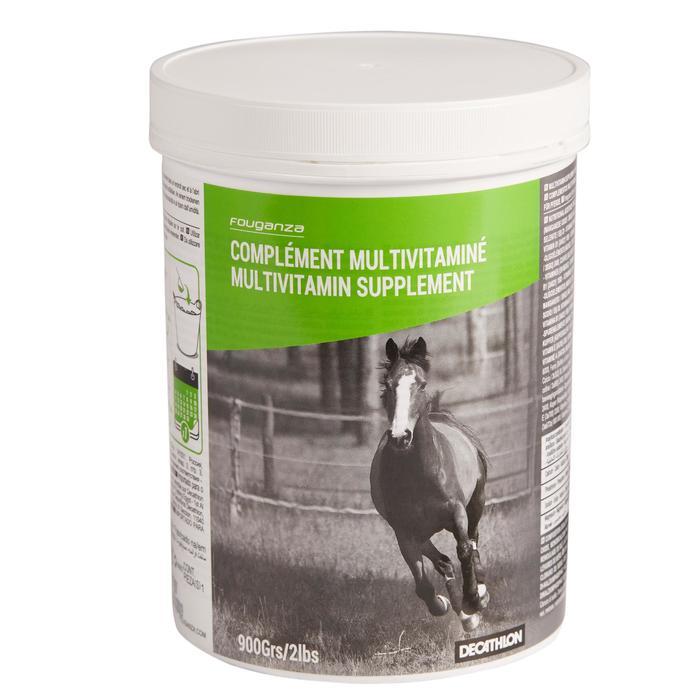 Complément alimentaire équitation cheval et poney MULTI VITAMINE - 900G - 1499175