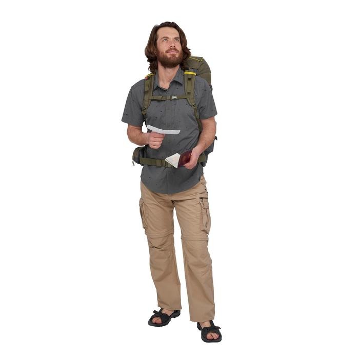 Pantalon modulable trekking Arpenaz 500 homme - 1499396