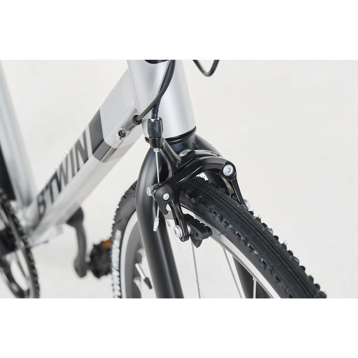Triban 100 FB Flat Bar Road Bike