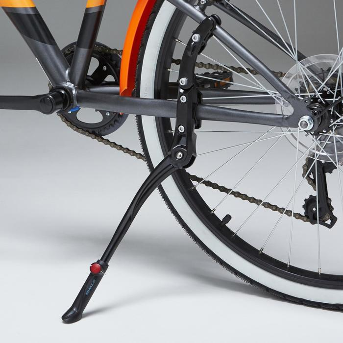 Fahrradständer 500 Hinterbau