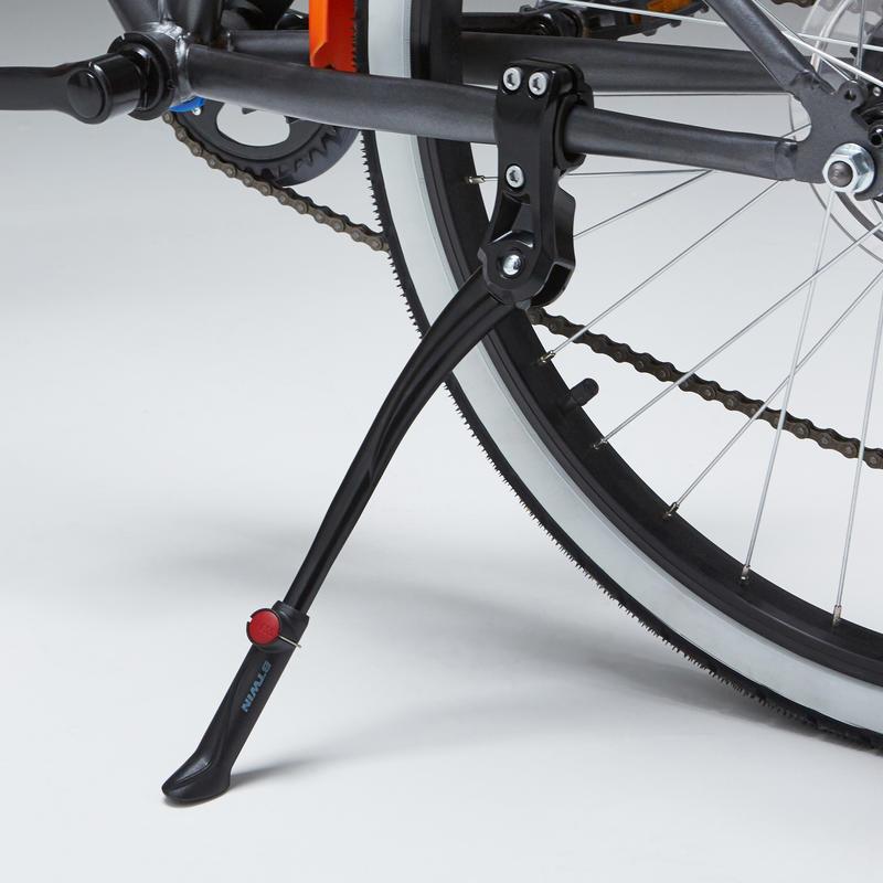 """Side Bike Stand 500 24"""" - 28"""""""