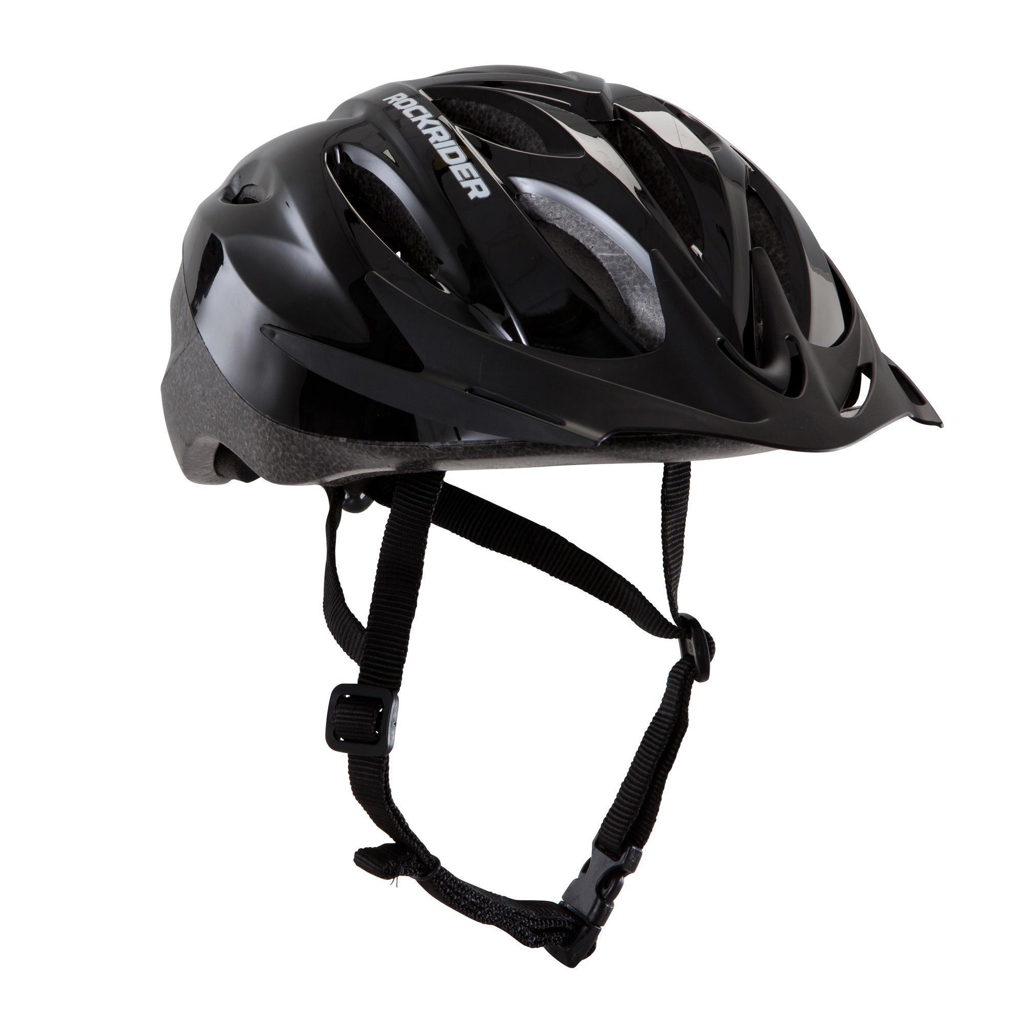 Rockrider MTB-helm Rockrider ST 50 zwart kopen