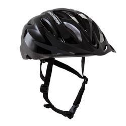 MTB-Fahrradhelm Rockrider ST 50 schwarz