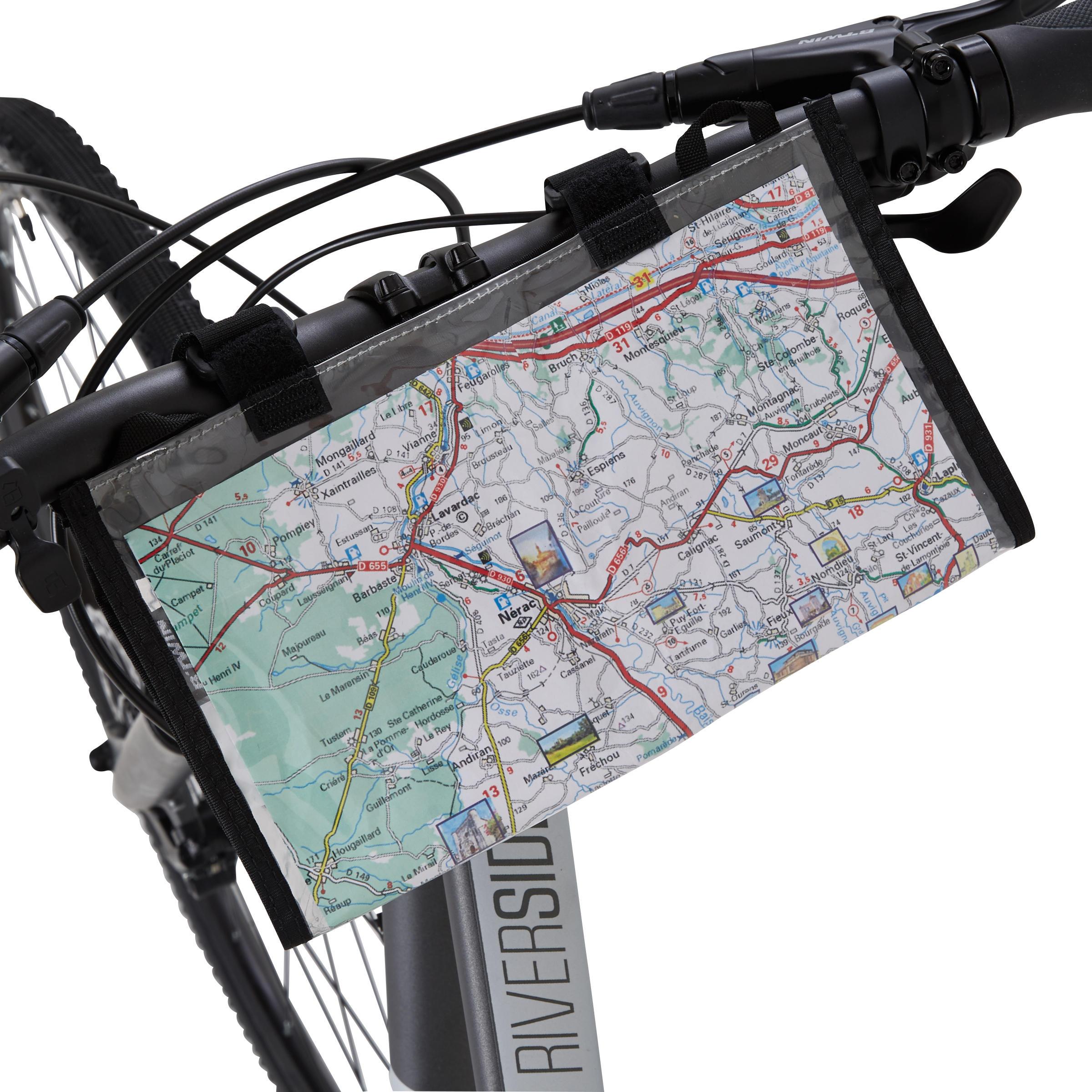 Handlebar Map Holder