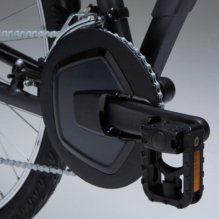 Trekkingrad 26/28 Zoll B'Original 900 Full Suspension schwarz