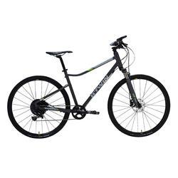 Cross Bike 28 Zoll Riverside 920 Alu anthrazit