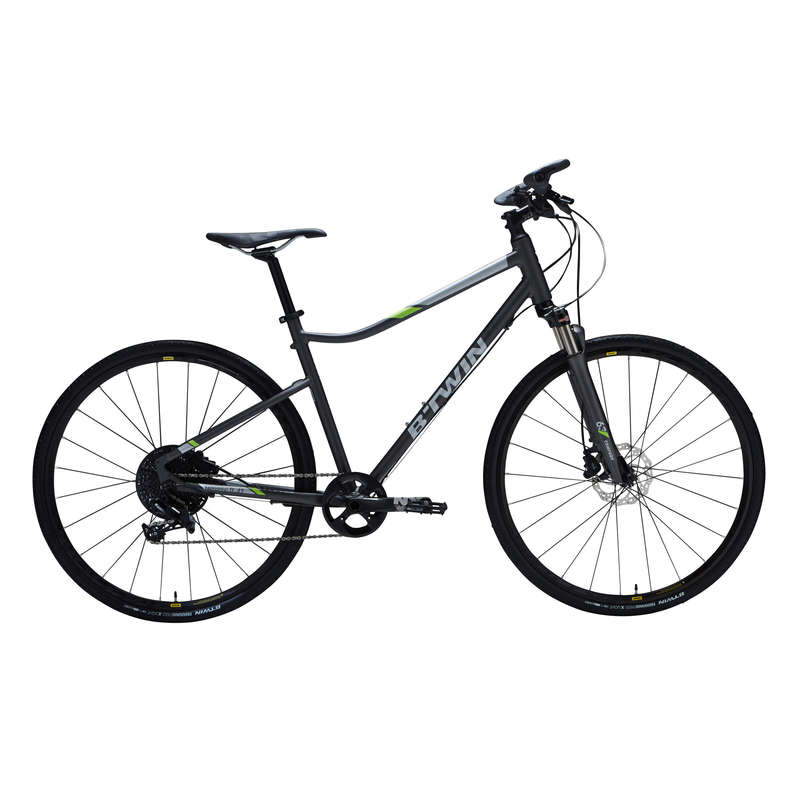 HYBRID TREKKING BIKE Cycling - Riverside 920 Hybrid Bike RIVERSIDE - Bikes